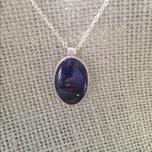 DBL~Designs By Lori~ Jewelry - ✅25 Ct Labradorite Pendant Handmade